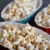 Hatch chile popcorn