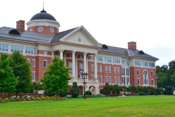 The David H. Murdock Core Laboratory at the North Carolina Research Campus