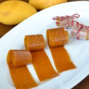 Mango Fruit Leather