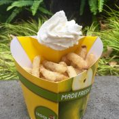 Legoland apple fries