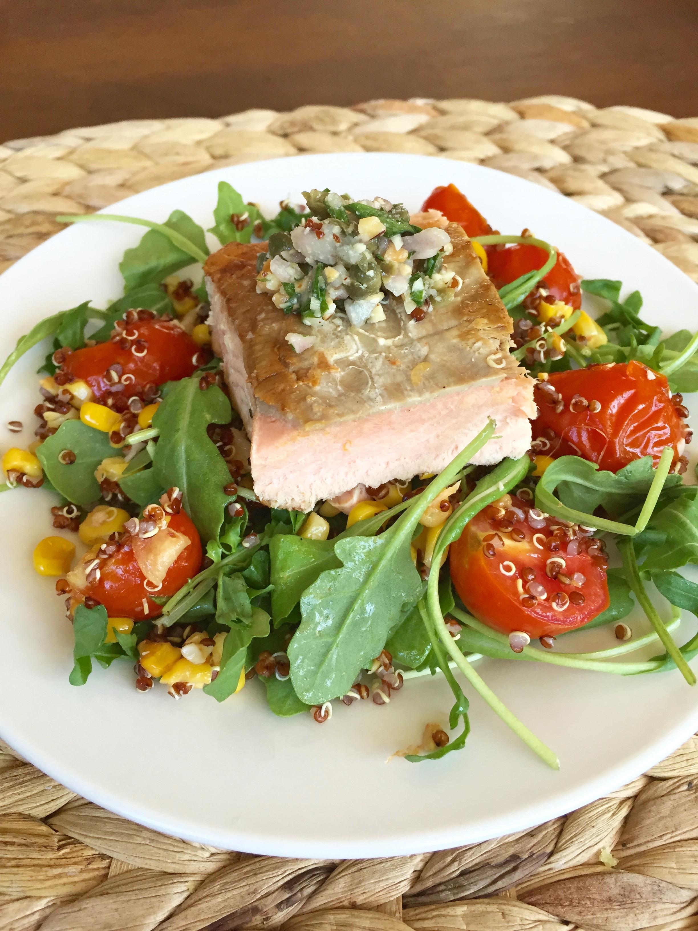 Blue apron salmon - Blue Apron Salmon 50