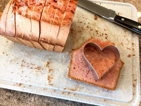 Heart slices