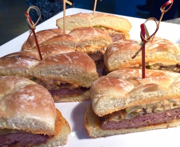 Wagyu Kobe Beef Burger