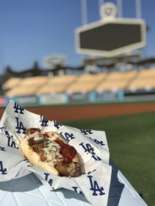 Dodger Stadium Food