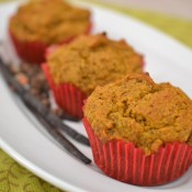 butter nut squash muffins