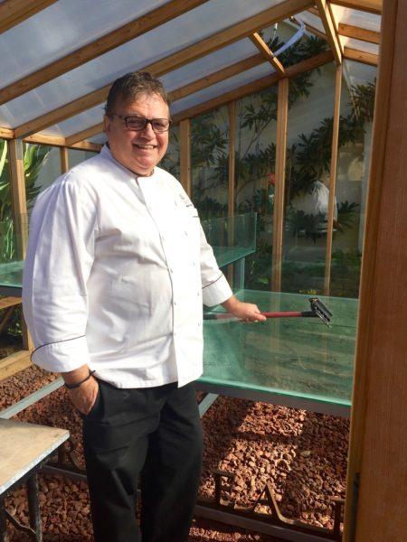 Chef Bernard Ibarra