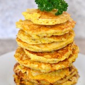 chicken pancakes