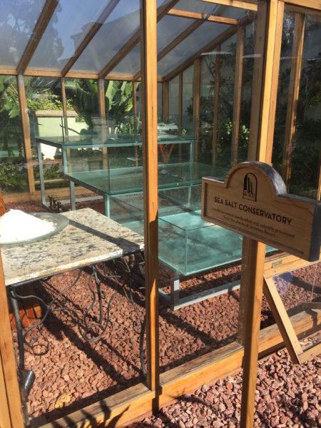Terranea's Sea Salt Conservatory