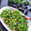 Fig Millet Kale Salad