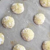 lemon cookie pan