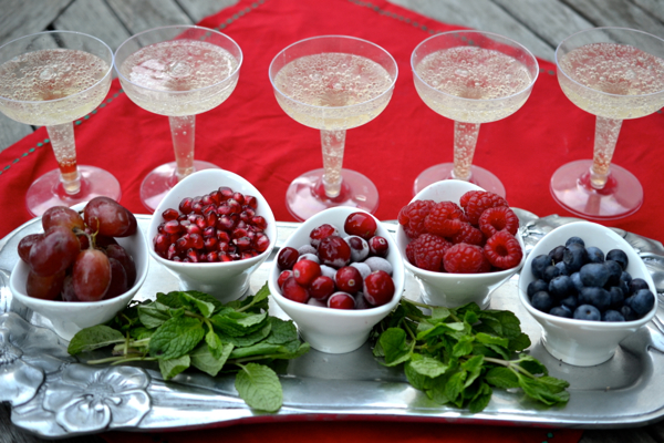 Holiday Mocktail Bar