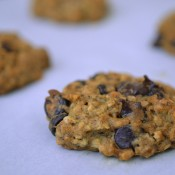 oatmeal pistachio cookie