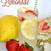 Quick and easy lemonade - No boiling or simple syrup required!