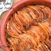 sweet potato apple tian