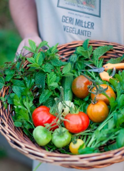 Tomatoes, via Home Grown Edible Landscapes
