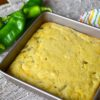 Hatch chile cornbread