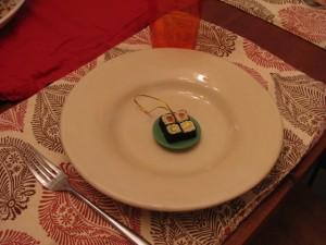 Sushi souvenir
