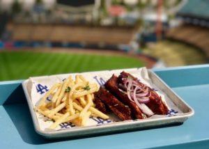 Dodger Stadium Food