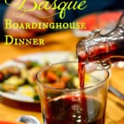 California Basque Boardinghouse Dinner