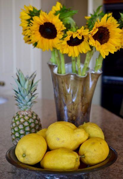 A gift of lemons