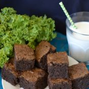 kale brownies