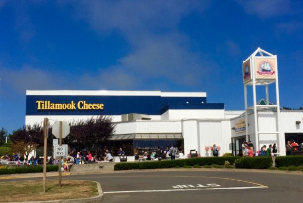 Tillamook Facotry