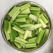 New from Dole: Less-stringy celery