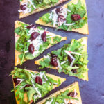Balsamic Cherry Flatbread