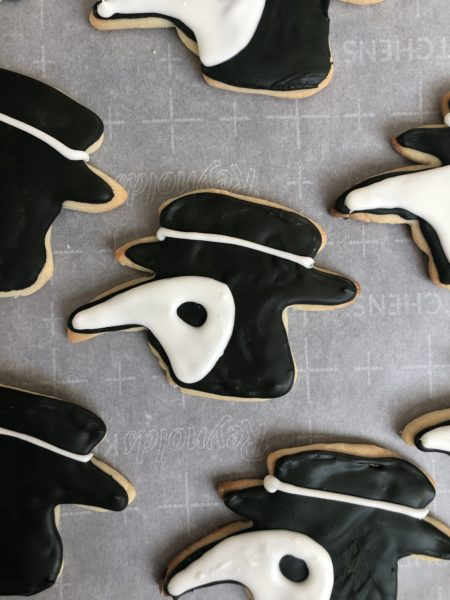 Plague Doctor Cookie