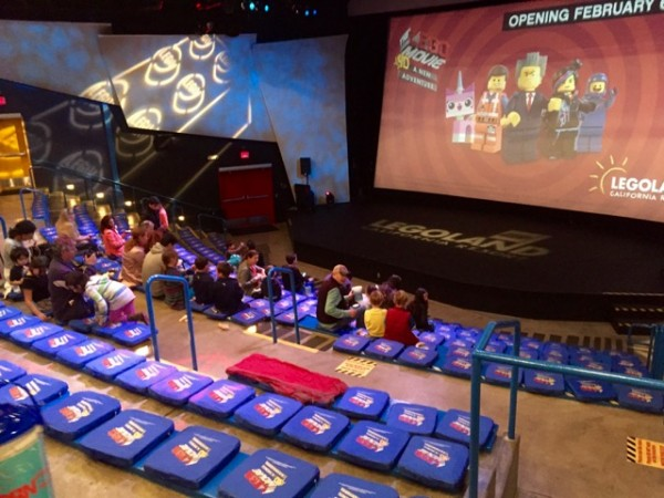 LEGOLAND 4D Theater