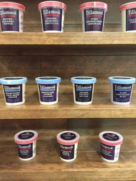Tillamook Super-Premium Ice Creams