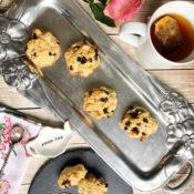 Irish tea biscuits