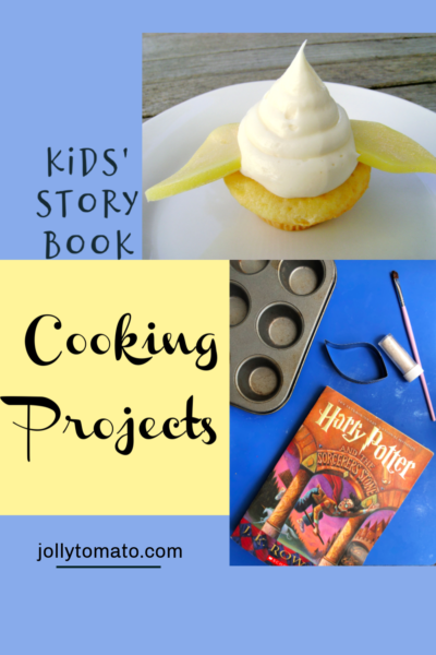 Story Book Cooking Projects