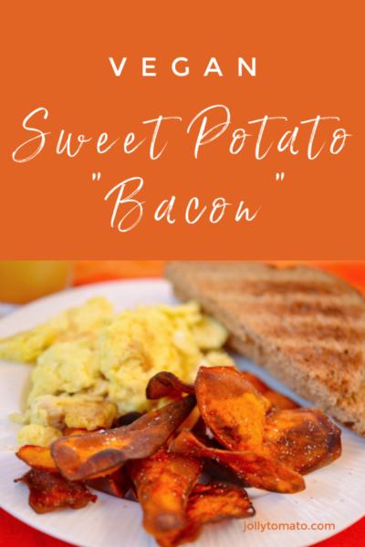Sweet Potato Bacaon