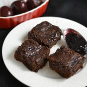 brownies and beets