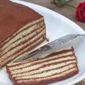Viennese torte