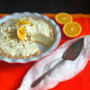 Orange Cardamom Cannoli Cream Pie