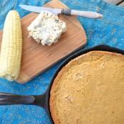 cashel blue cornbread