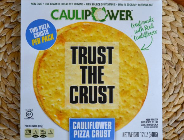 Caulipower crust