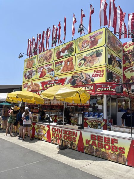 Chicken Charlies at the OC Fair