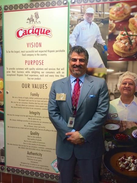Cacique's Gil de Cardenas