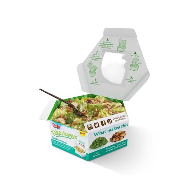 Dole TakeAway Salad
