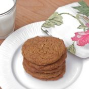 molasses breakfast cookies