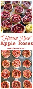 HIdden Rose apple roses
