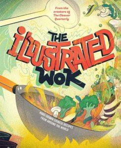 illustrated wok