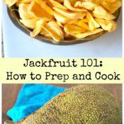 Jackfruit 101: How to prep it, how to cook it.