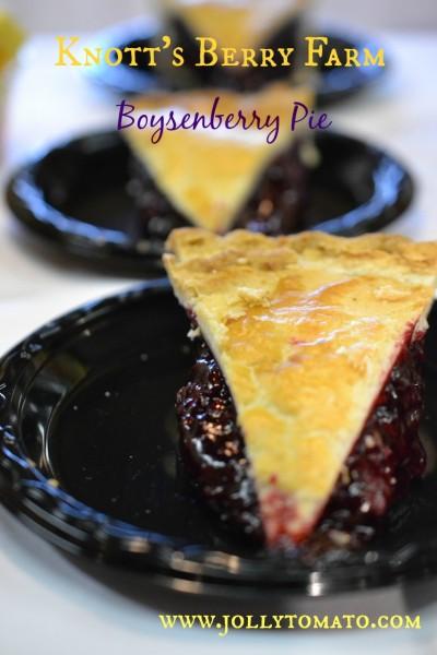 knotts boysenberry pie