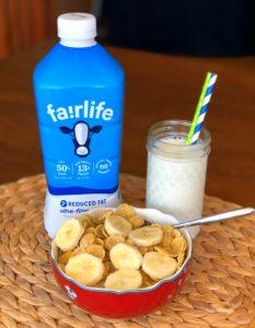 fairlife milk