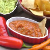 Roasted Pepper Salsa