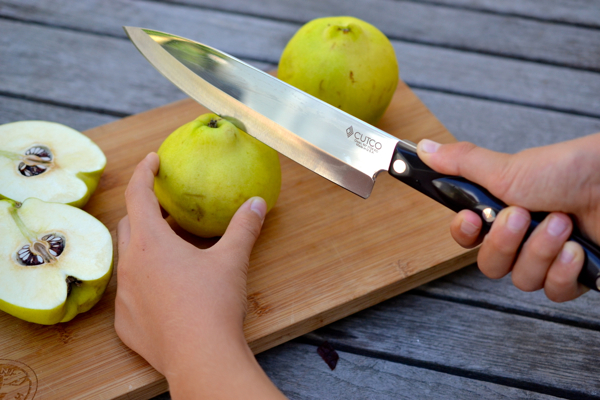 quince cutting